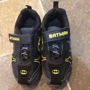 Batman Boys Light Up Sneakers